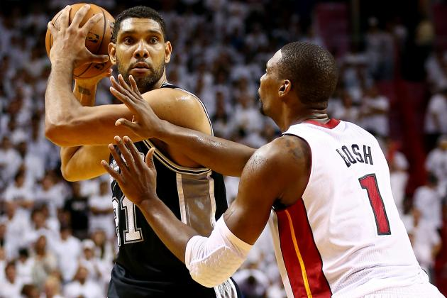 NBA Finals Schedule 2014: TV Info, Odds and Preview for Heat vs. Spurs Game 5