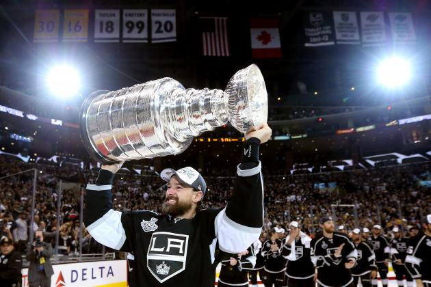 Stanley Cup 2014: Breaking Down Top Performers in Kings' Win over Rangers