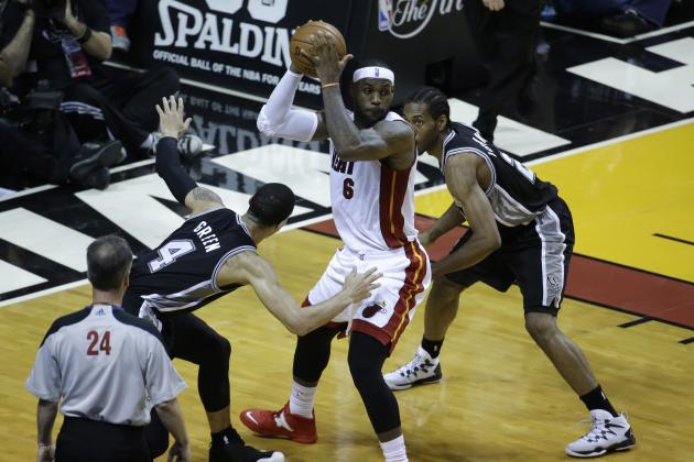 3 Key Themes of the Social Chatter from the Heat's Clash with the Spurs