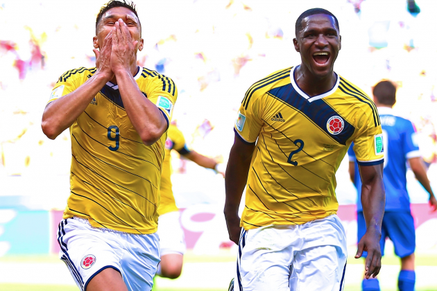 Colombia vs. Greece: World Cup Group C Score, Grades and Post-Match Reaction