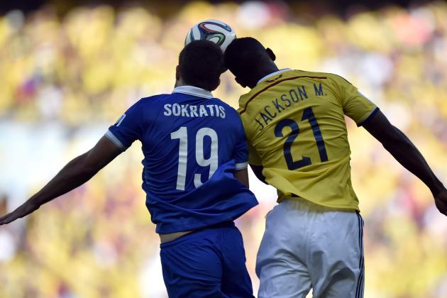 Scouting Report: Is Sokratis the Answer to Barcelona's Defensive Troubles?