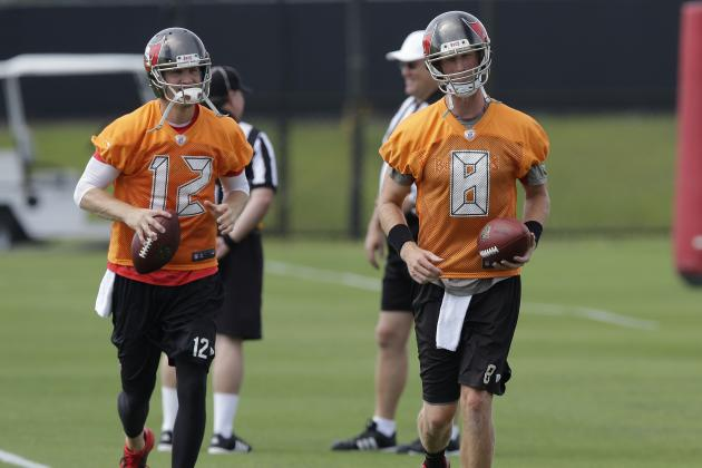 Mike Glennon vs. Josh McCown: Latest Updates on Buccaneers QB Battle