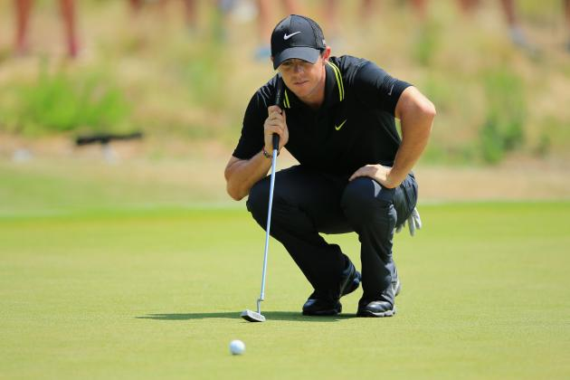 Rory McIlroy at US Open 2014: Day 3 Leaderboard Score and Twitter Reaction