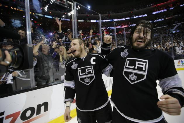 Stanley Cup Final 2014: Why Kings' Playoff Run Is 1 of Hockey's Best Ever