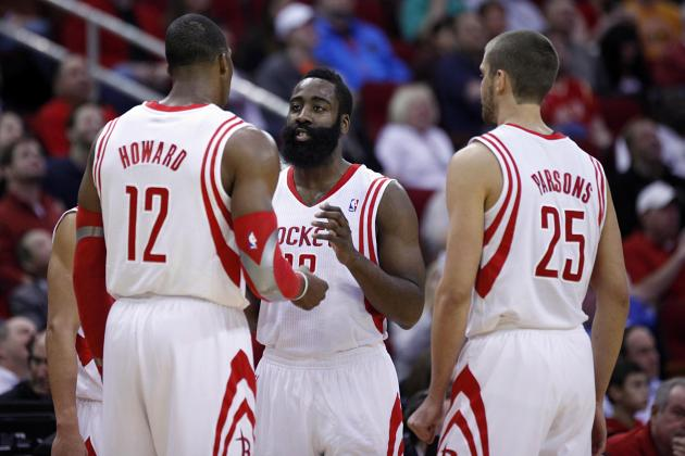 Houston Rockets Don't Need Another Superstar to Take the Next Step