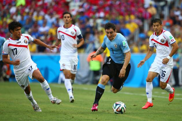 Scouting Report: Will Everton Manager Roberto Martinez Sign Cristian Rodriguez?
