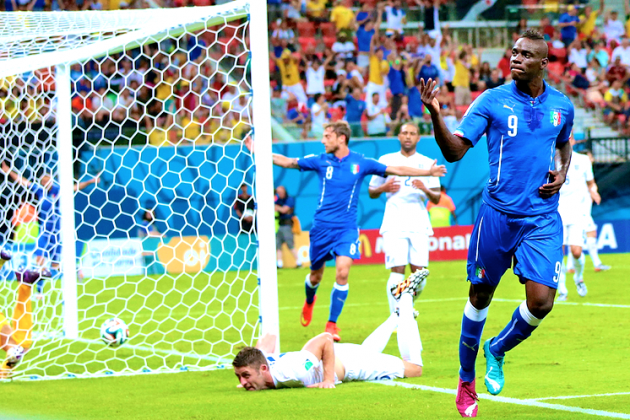 England vs. Italy: World Cup Group D Score, Grades and Post-Match Reaction