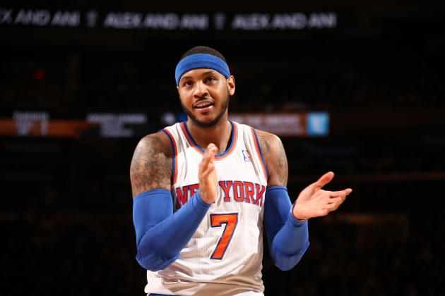 Carmelo Anthony's Decision Will Determine New York's Ability to Lure Stars