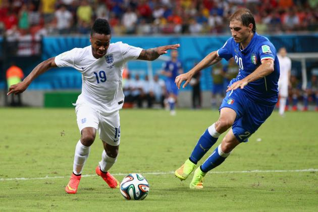 England vs. Italy: Film Focus on Roy Hodgson & Cesare Prandelli's Tactical Duel