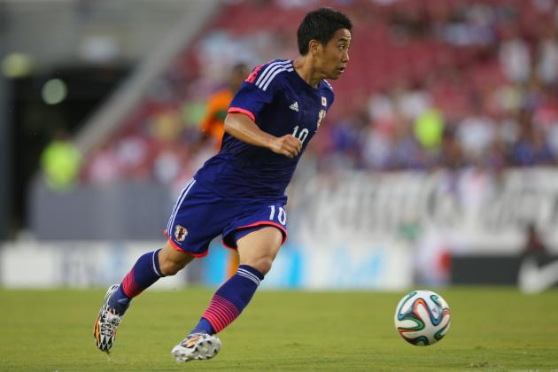 Ivory Coast vs. Japan: Live Score, Highlights for World Cup 2014 Group C Game