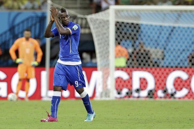 World Cup 2014: Why Italy Must Continue to Start Mario Balotelli