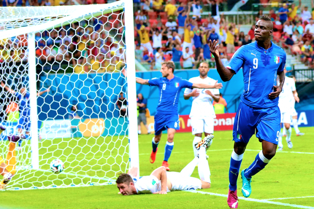 Italy vs. England: Live Score, Highlights for World Cup 2014 Group D Game