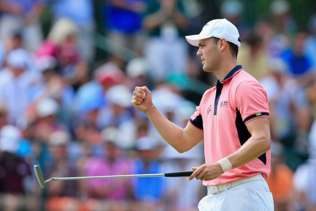 US Open Golf Purse 2014: Projecting Payouts for Top 10 Leaderboard Standings