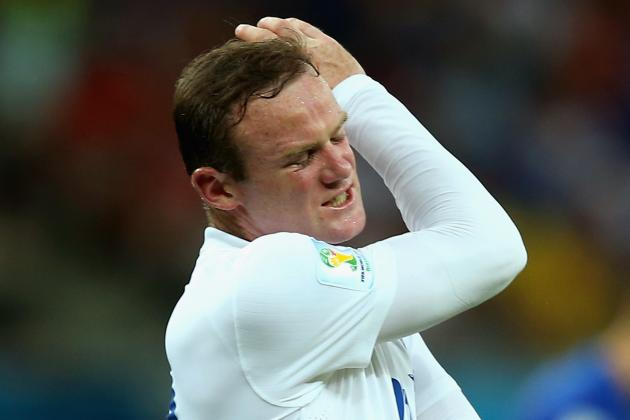 Wayne Rooney Must Play in His Right Position for England, or Not Play at All