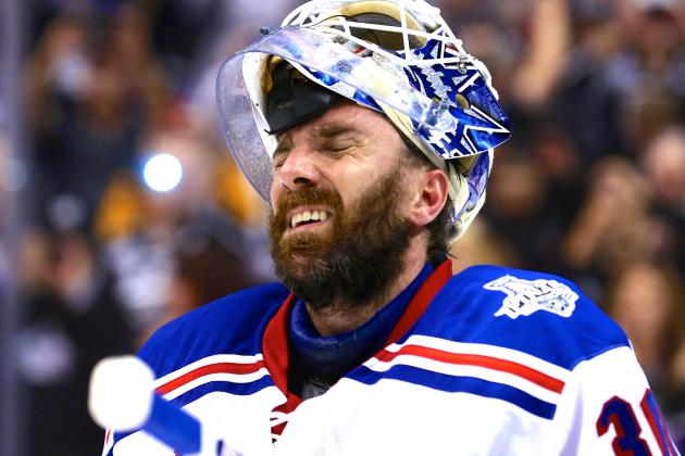 Aging New York Rangers Unlikely to Be Back in Stanley Cup Final Anytime Soon