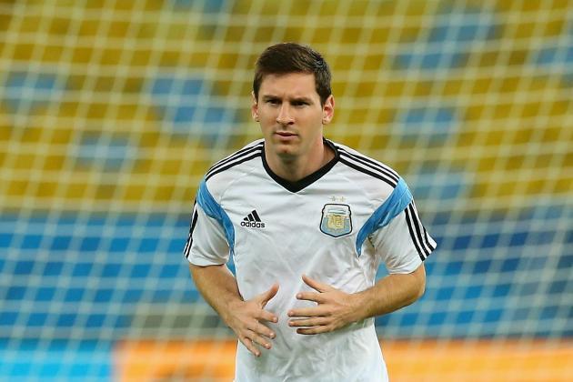 Argentina vs. Bosnia-Herzegovina: Simulating World Cup Clash Using 'FIFA 14'