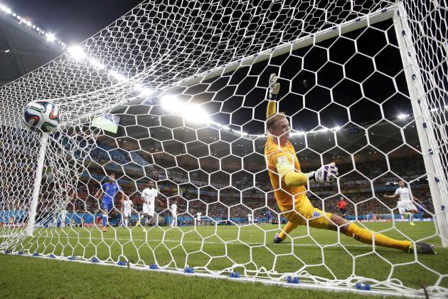 World Cup Daily Digest: Italy's Nous Edges England's Effort, Costa Rica Surprise