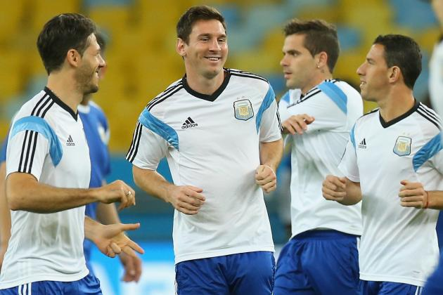 B/R Experts' World Cup Predictions: Lionel Messi to Launch Argentina