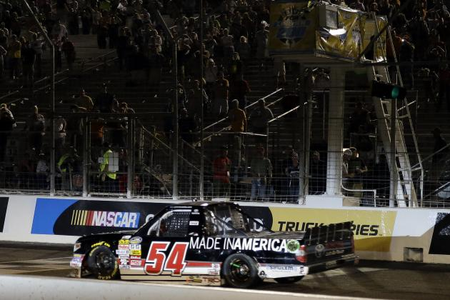 NASCAR Truck Series at Gateway 2014 Results: Winner, Standings and Reaction