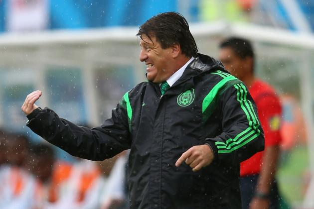 1 Thing Miguel Herrera Must Change Following Mexico's Win vs. Cameroon
