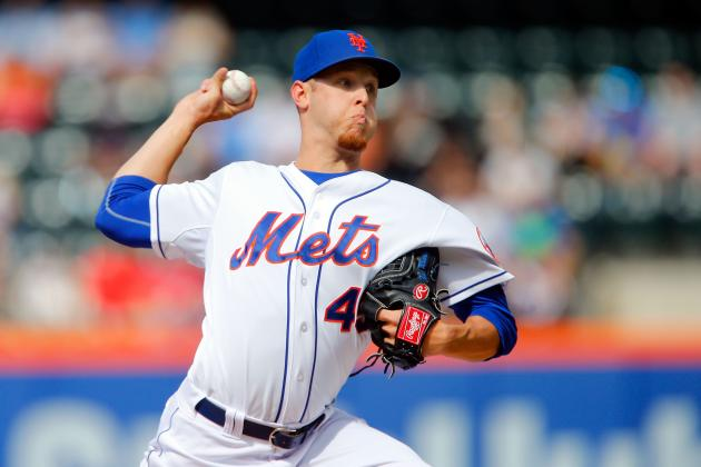 Mets, Zack Wheeler Roughed Up by Padres, 5-0