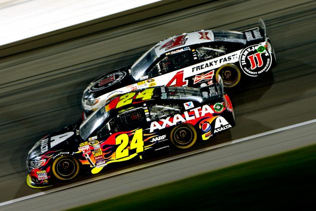 NASCAR at Michigan 2014: Race Schedule, Live Stream Info and Drivers to Watch