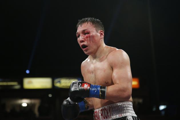 Ruslan Provodnikov Stumped by Tricky and Tough Chris Algieri in Stunning Loss