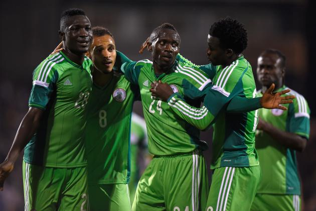 Iran vs. Nigeria: Date, Time, Live Stream, TV Info and 2014 World Cup Preview