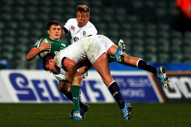 England, South Africa Advance to Final of Junior Rugby World Championship