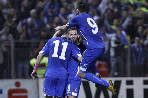 Argentina vs. Bosnia and Herzegovina: Live Player Ratings