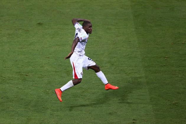 Why Joel Campbell Deserves Arsenal Chance Ahead of Yaya Sanogo