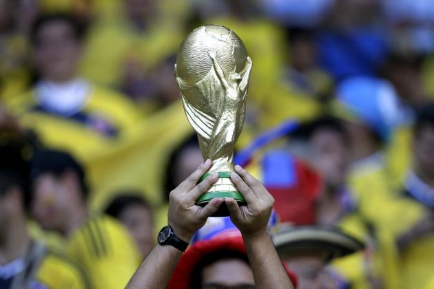 World Cup 2014: Live Stream, Predictions, Preview for Day 5 Fixtures in Brazil