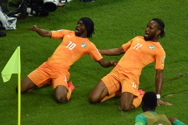 Ivory Coast vs. Japan: Film Focus on Sabri Lamouchi's Clever Tactical Switch
