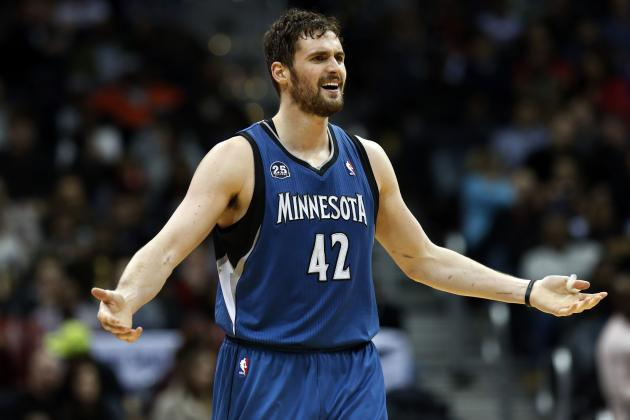 NBA Trade Rumors: Latest on Kevin Love, Iman Shumpert and Carlos Boozer