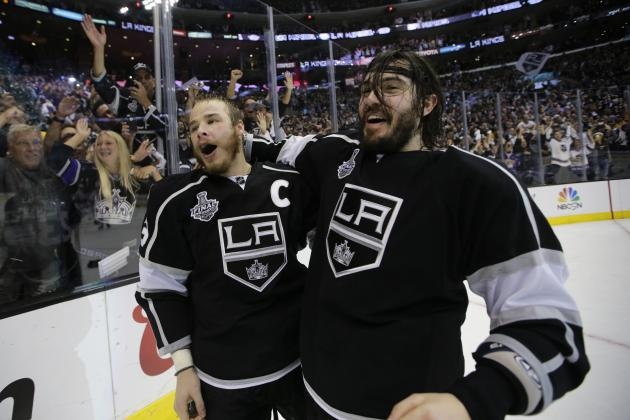 LA Kings Parade 2014: Live Stream Info for Online Viewing of Celebration