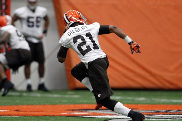 Justin Gilbert Will Get Every Chance to Win Browns' CB Job