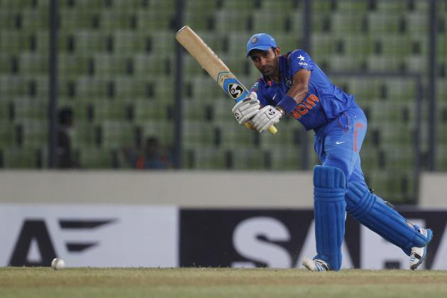 Bangladesh vs. India, 1st ODI: Scorecard and Report