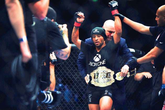 Demetrious Johnson's Flawless Victory over Ali Bagautinov Can't Save UFC 174