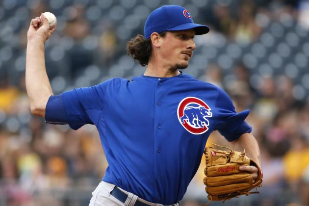 Giants Showing 'Strong Interest' in Jeff Samardzija