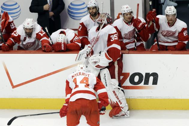 Detroit Red Wings Are Now on the Other Side of Stanley Cup History