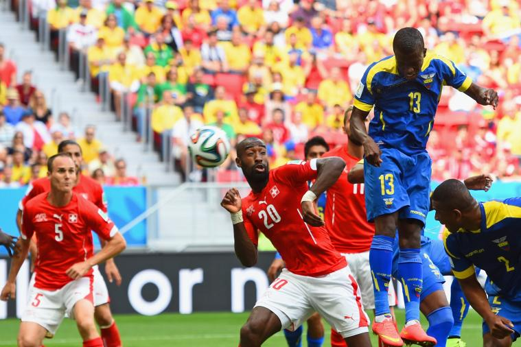 Switzerland vs. Ecuador: Goals and Highlights for World Cup Group E Game