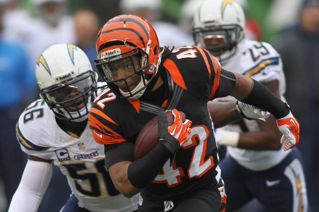 Bengals Mailbag: Does Green-Ellis Fit?