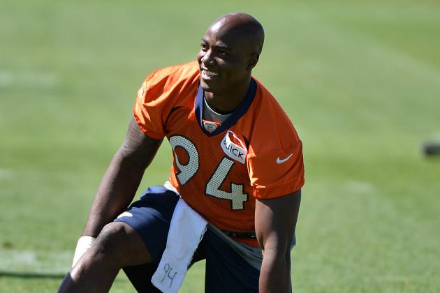 DeMarcus Ware, Von Miller in a Rush to Be Record-Setting Duo