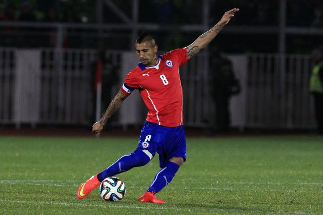 Manchester United Transfer News: Latest on Arturo Vidal, Daley Blind and More