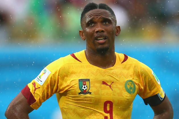 Samuel Eto'o Injury: Updates on Cameroon Star's Knee and Return