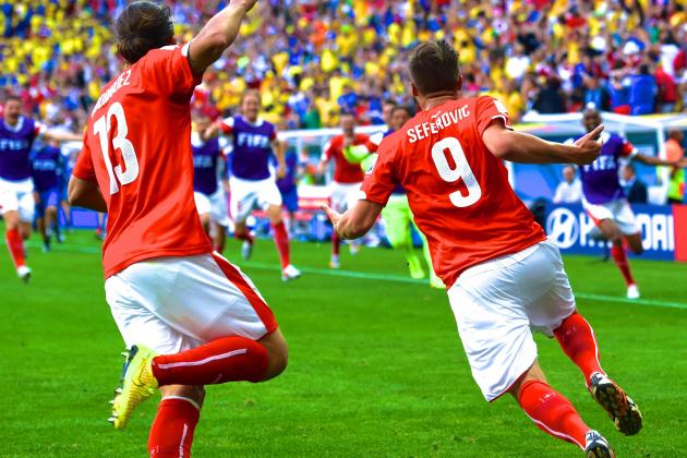Switzerland vs. Ecuador: World Cup Group E Score, Grades and Post-Match Reaction