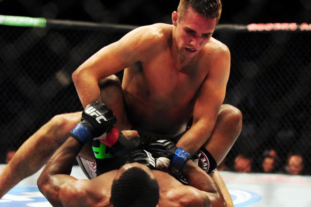 Rory MacDonald: The Lost Opportunity of a Mic in His Face