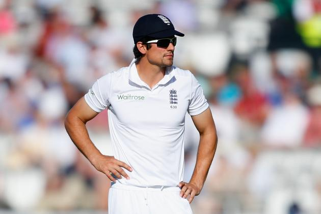 Alastair Cook's Declaration Caution Is in England's DNA