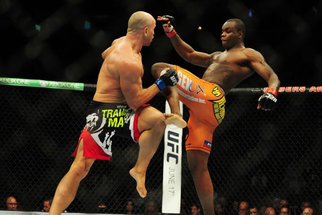UFC 174 Results: 3 Fights for Ovince Saint Preux to Take Next