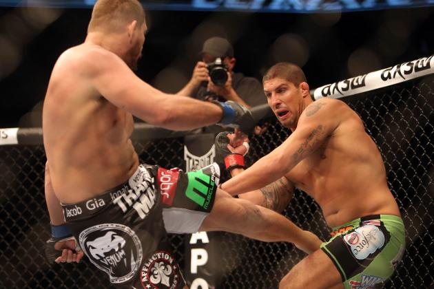 UFC 174 Results: 3 Fights for Brendan Schaub to Take Next